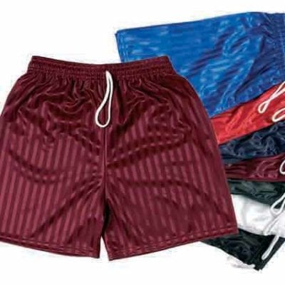 P.E. Shorts
