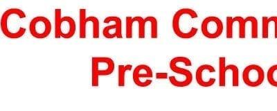 Cobham Pre School