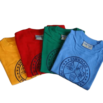 Fawkham Primary P.E. Shirts