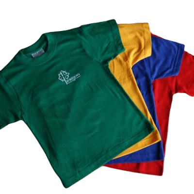 St Botolphs Primary P.E. Tops