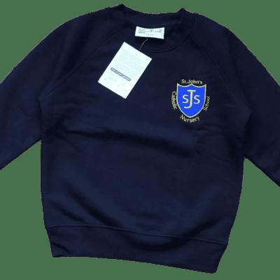 St Johns Nursery Sweatshirts