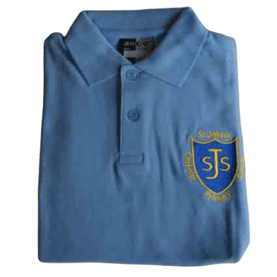 St Johns Primary Polos