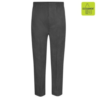 Boys Pull Up Trousers