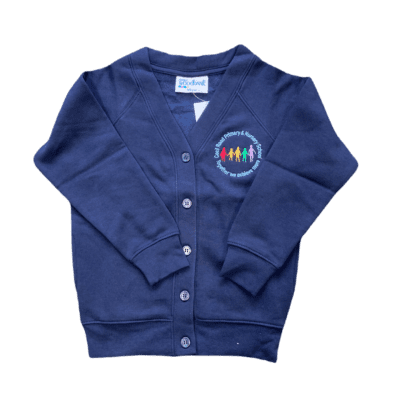 Cecil Road Primary Cardigans