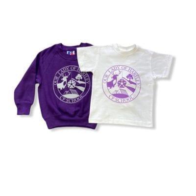 OLOH P.E. Shirts