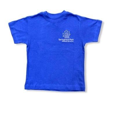 Springhead Park Primary PE Tshirt