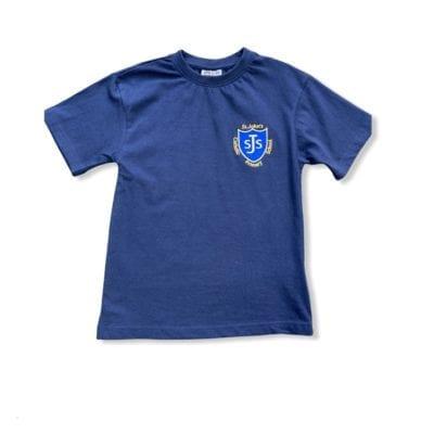 St Johns Primary P.E. Tshirts