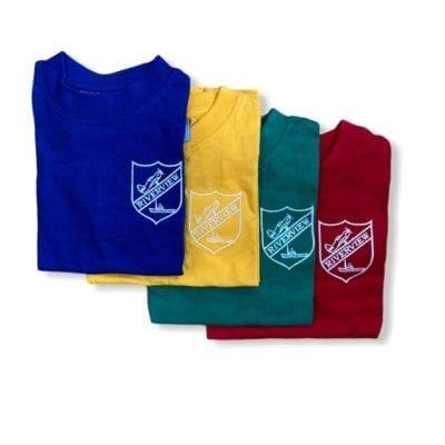 Riverview Junior P.E. Shirts