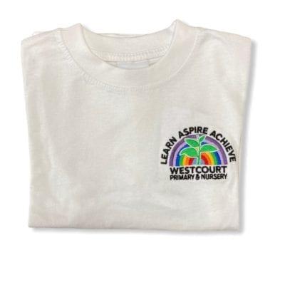 Westcourt Primary P.E. Shirt